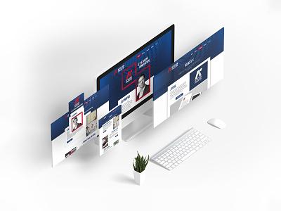 AP Design Consulting website webdesign logo ui design web design artistic direction mockup ux branding ui kaiserinside
