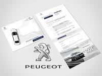 Peugeot - Mailing