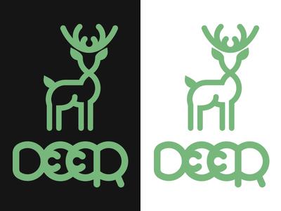 Deer Logo. deer graphicdesign logos logodesign design designthinking kaiserinside
