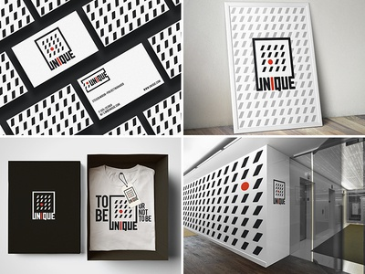 Unique Logo. Mockups. Goodies mockup graphicdesign design designthinking logos logodesign logo kaiserinside