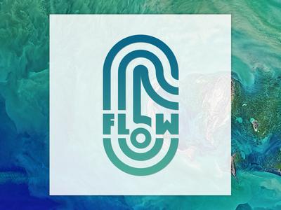 Flow logo mockup graphicdesign design designthinking logos logodesign logo kaiserinside