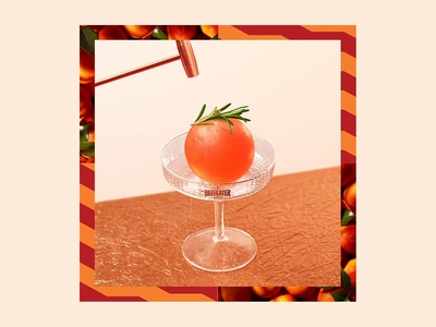 Beefeater Blood Orange photoshoot vector drink design branding after effects shoot art direction photography animation