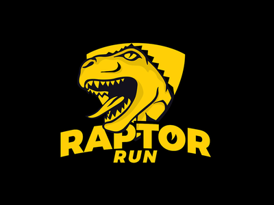 Raptor Run running dinosaur run