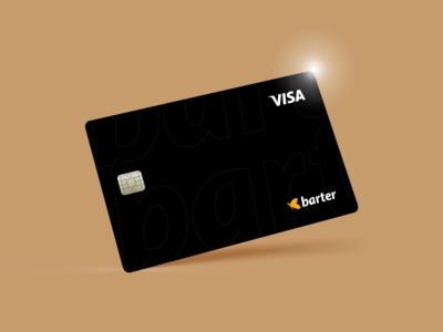 Barter debit card