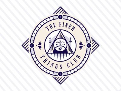 The Finer Things Club Team Emblem