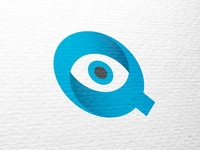 eyeQ Logo Dribbble