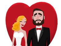 Wedding Invite Commission