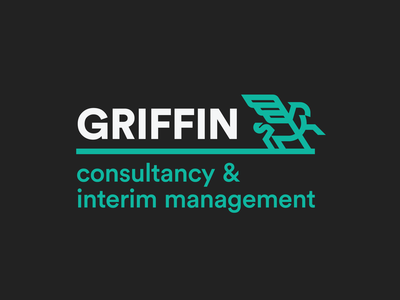 Griffin Consultancy & Interim Management Logo