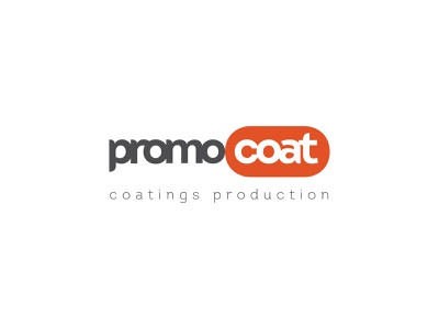 Promocoat branding logo