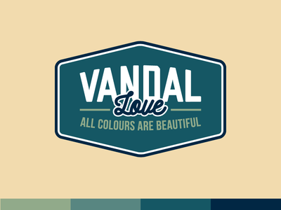 Vandal badge
