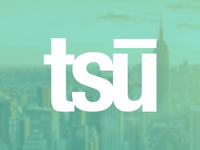 Tsu Logo logo social network tsu