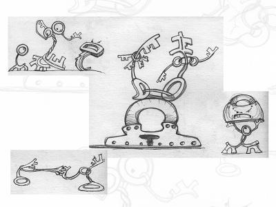 lockdown concept art story sketch design drawing illustration concept