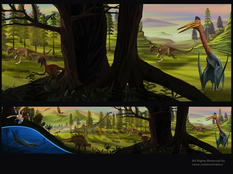 06 story art test drawing illustration concept