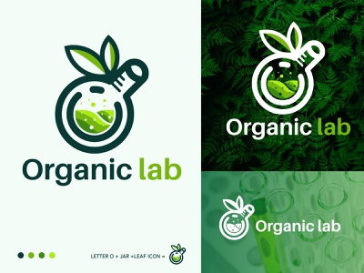 Organic lab logo (Laboratory logo) laboratory organic logo organic labe logoinspirations logodesigner app icon logotype minimal software logo simple labs logo logo design illustration creative colourful logo best logo branding logo mark graphic design
