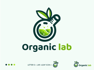 Organic lab logo (Laboratory logo) labs logo simple software logo minimal logotype app icon logodesigner logoinspirations organic labe organic logo laboratory logo design illustration creative colourful logo best logo logo mark branding graphic design