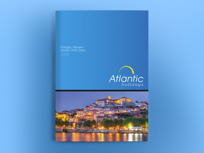 Holiday Brochure Cover holidays print cover brochure