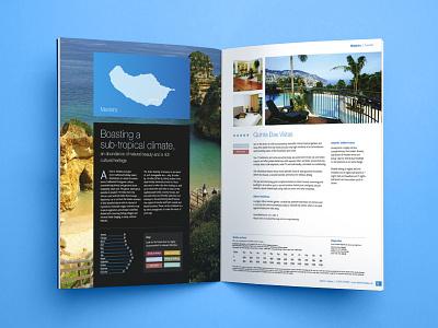 Holiday Brochure Spread holidays print spread dps double page spread brochure