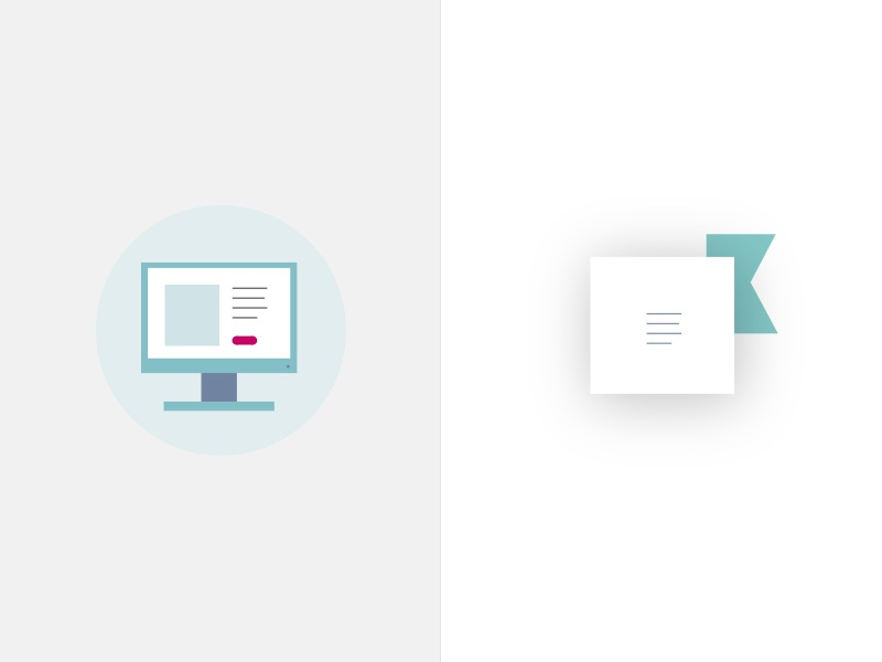 Work Icon Redesign work brand simple minimal clean redesign animated svg icon