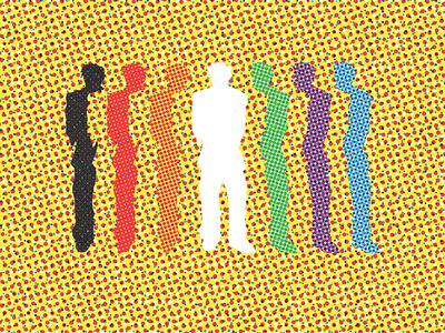 """Influences"" Tribute to Shigeo Fukuda 3/6"