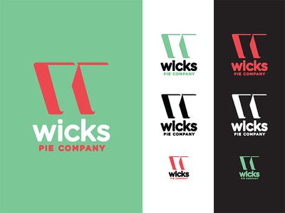 Wicks Logo Comps
