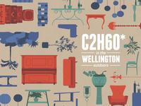 Wellington bars brochure - cover