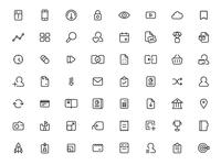 Xero feature icons