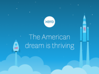 The American dream - infographic