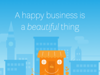 The happiest little business