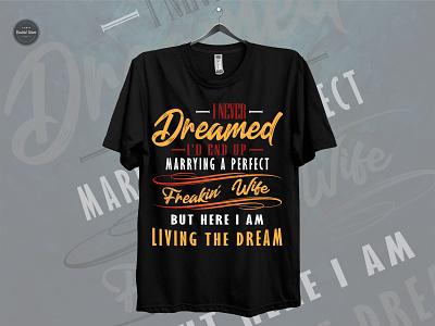 Typography T-Shirt Design modern t-shirt design t-shirt graphic design typography