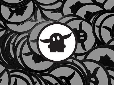 GB73 Stickers 2018 brand logotype logo yeah streetwear stickers gb73