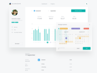 Fluent Time Tracker App