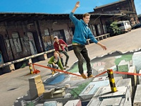 Streetart Kampaign