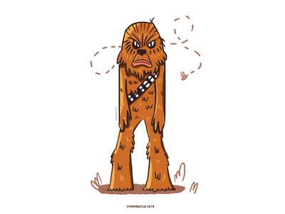 Chewbacca 2018