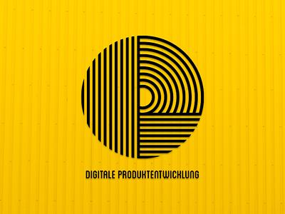 Identity: Digitale Produktentwicklung | Iteration lines pattern nzz neue zürcher zeitung digital innovation product development identity logo minimal clean