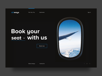 airways_homepage design