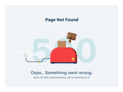 Error page!!