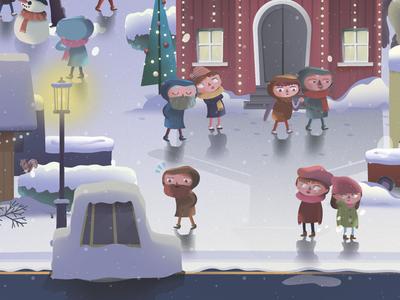 The Santa Klaus Village