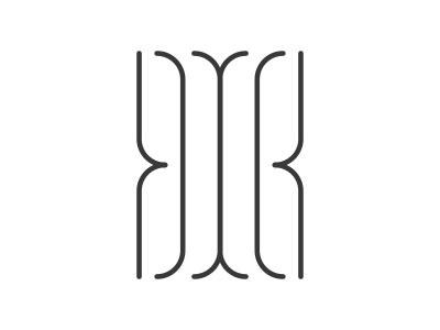Dick penis ambigram dick type logo