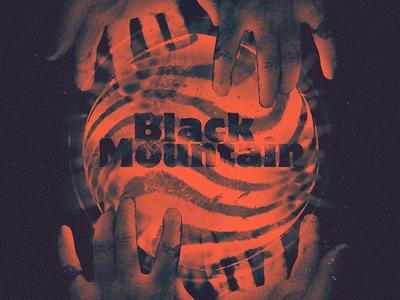 Black Mountain Poster