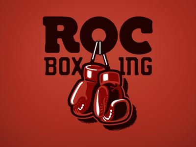 ROC Boxing Logo