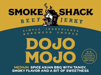 SmokeShack Package Design