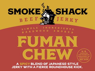 SmokeShack Fumanchew