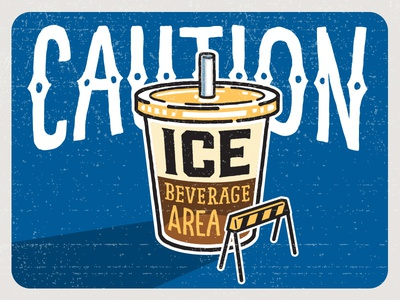 Ice Caution