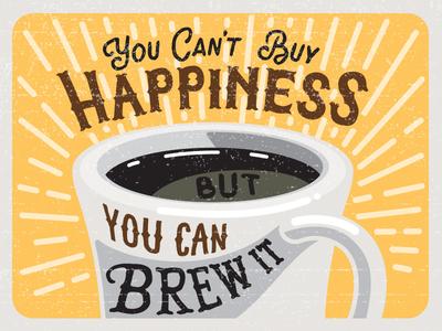 Brew Happiness