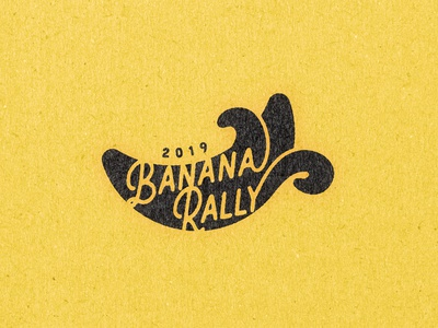 Banana Rally Logo