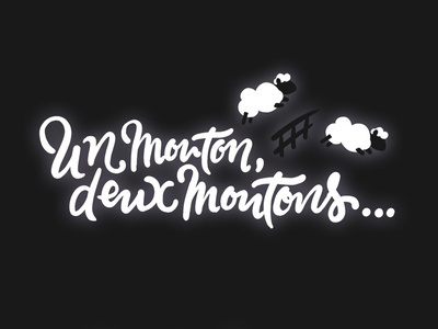 lettering geofilter for Snapchat lettering