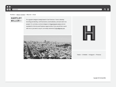 New Little Site