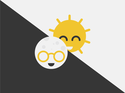 Avatar for DIY sun moon illustration avatar jobs