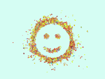play with yr food photo smile smiley face food styling cereal food