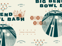 Big Bend Bowl Bash Invite
